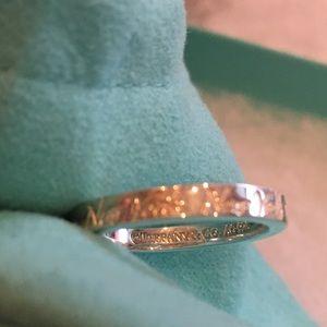 Tiffany & Co. Jewelry - Tiffany & Company Notes Ring